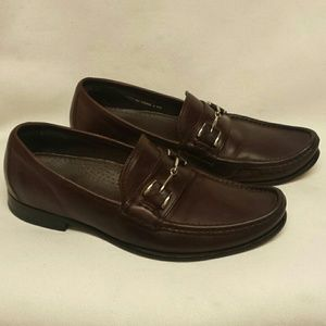 COLE HAAN Nike Air Buckle Loafers